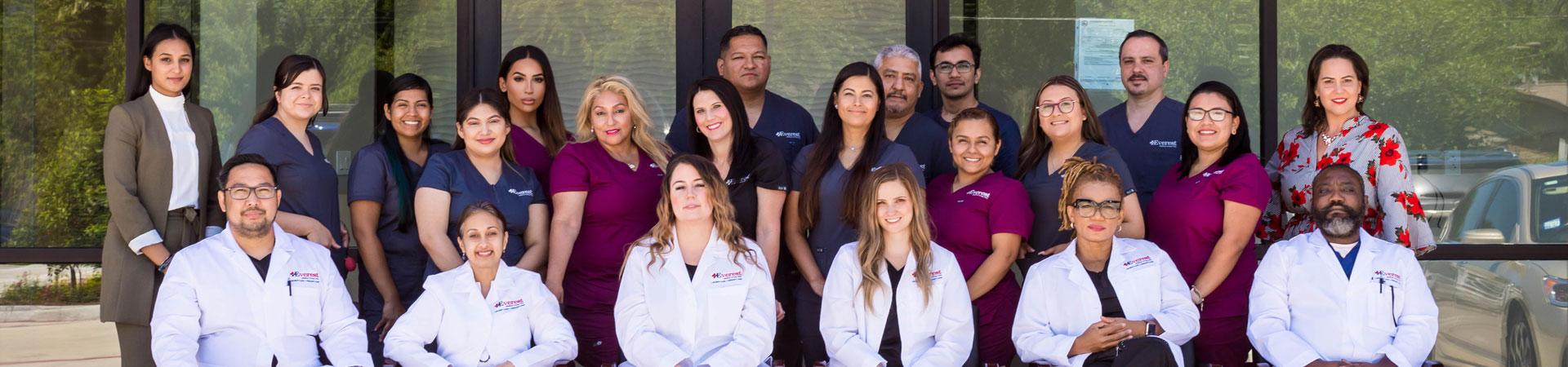 Everest Medical Team